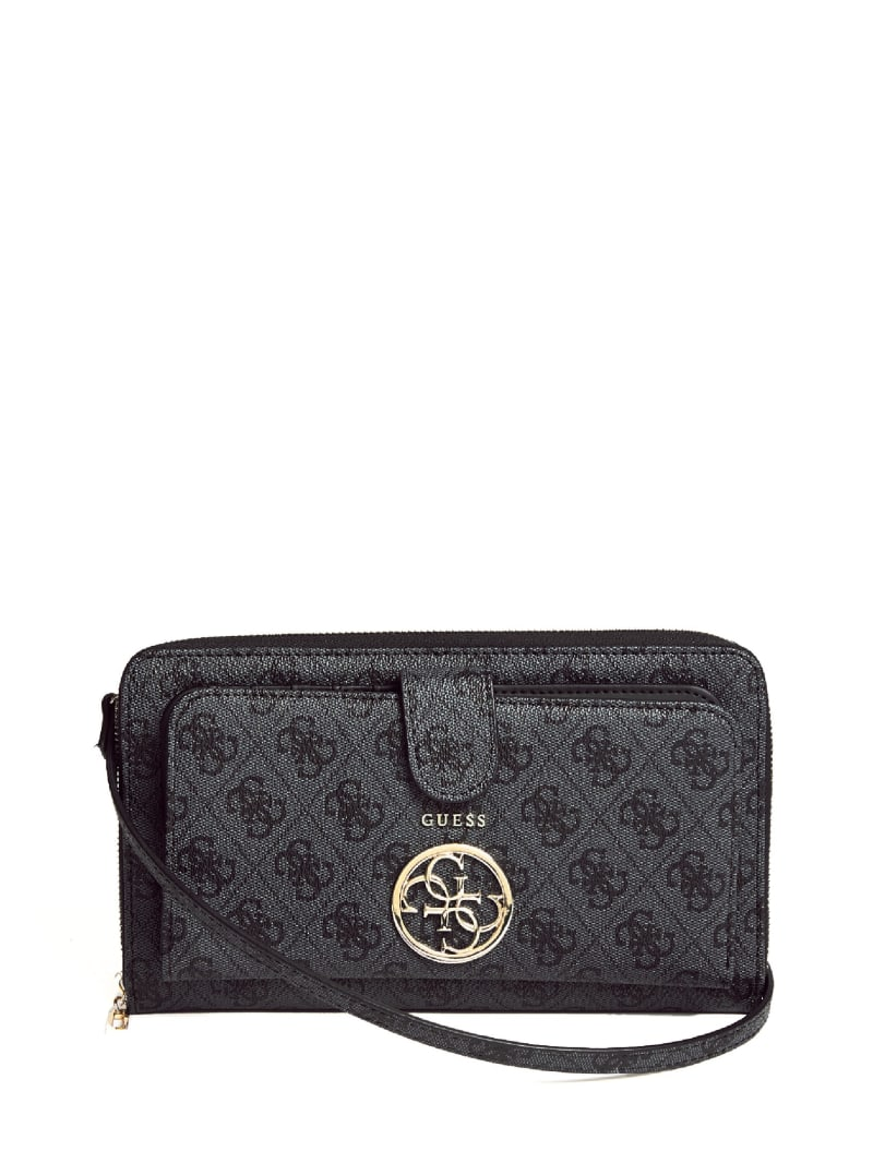 Kamryn Logo Travel Wallet