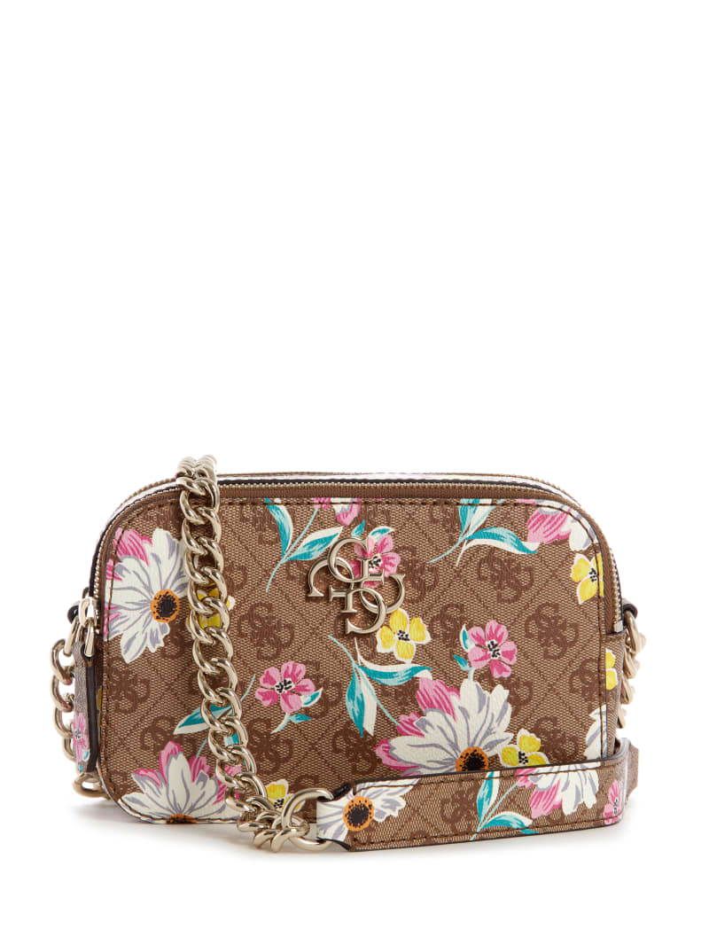 Noelle Floral Crossbody Camera