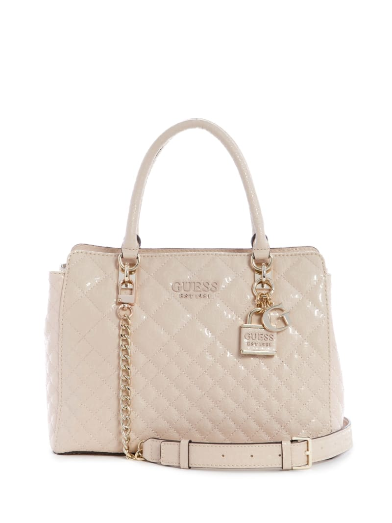 Queenie Quilted Satchel