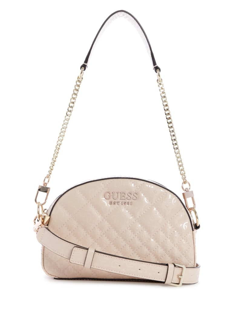 Queenie Quilted Mini Crossbody