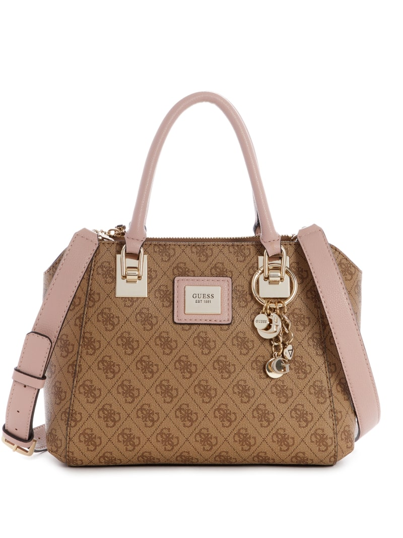 Candace Mini Logo Satchel
