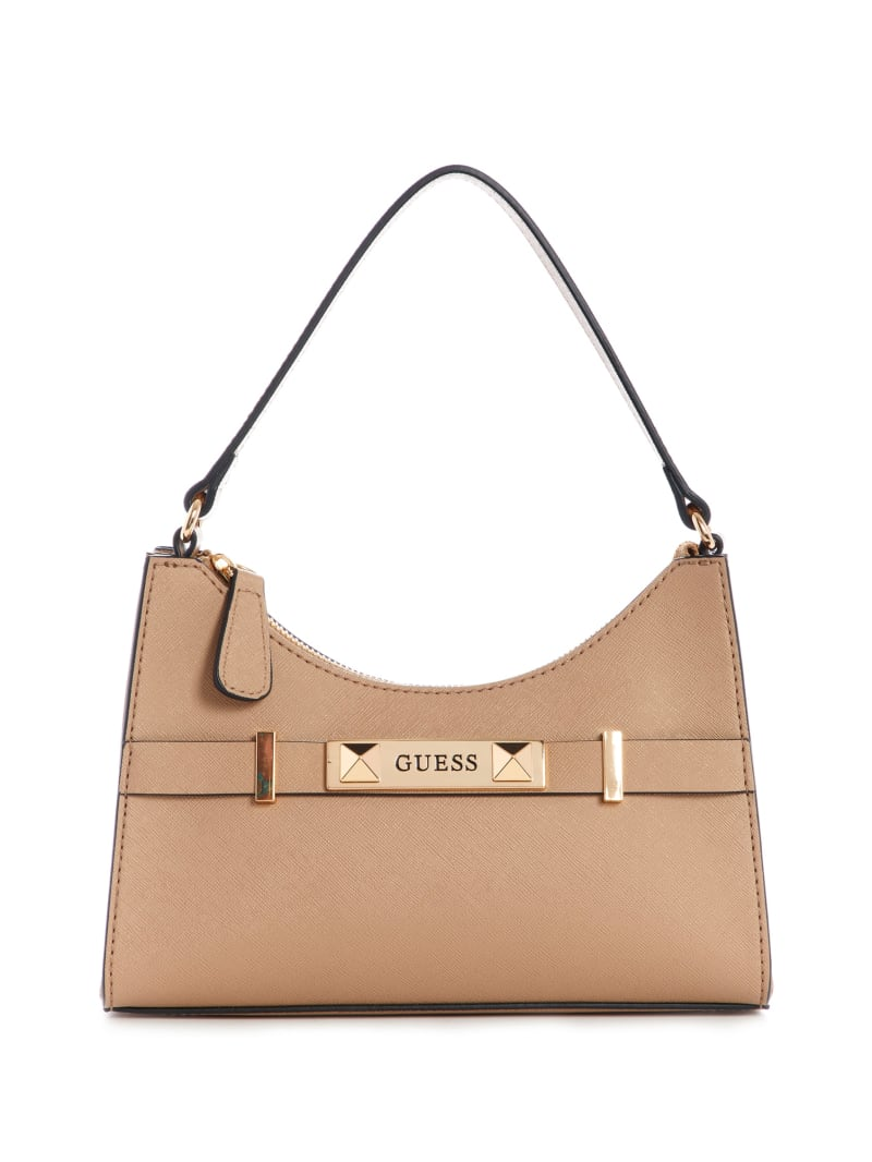 Reston Zip-Top Shoulder Bag