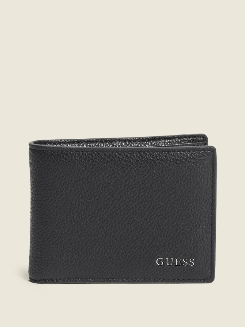 Billfold Pull Out Card Case