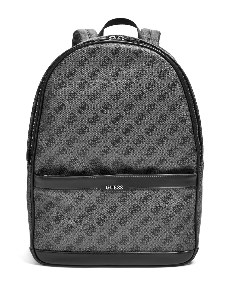 Kevin Logo-Print Backpack