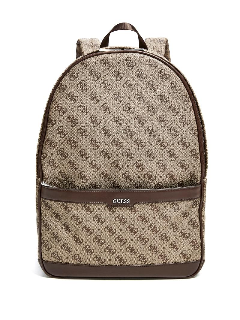 Kevin Logo-Print Backpack