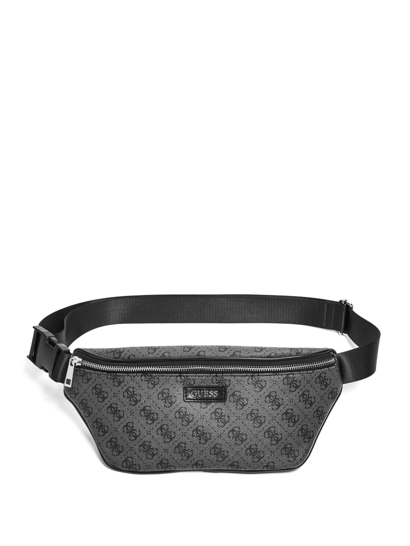 Don Logo-Print Belt Bag