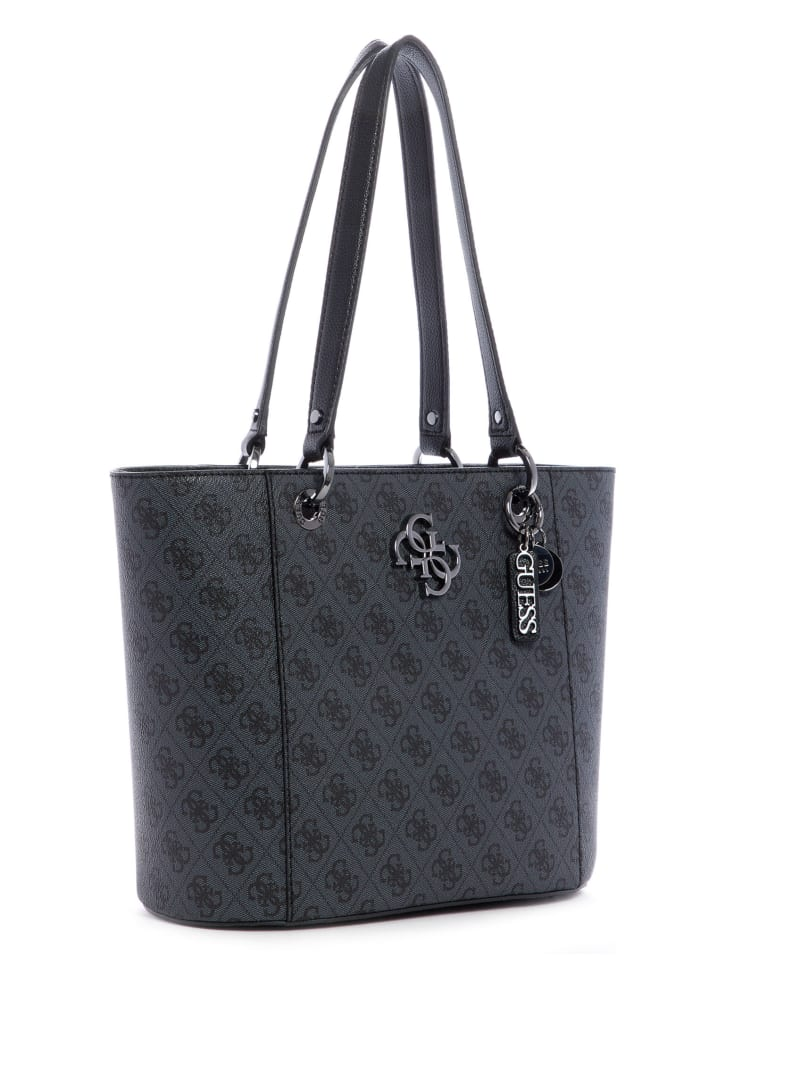 Details about  /GUESS Women/'s Handbags Coal Grey Sheer Black-Bliss New with Tags