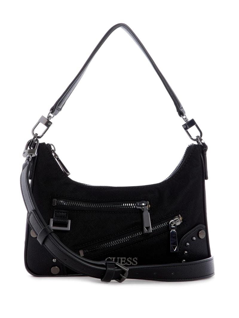 Frankie Top-Zip Shoulder Bag