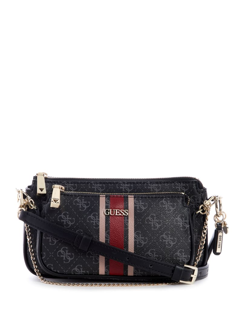 Arie Double Compartment Crossbody