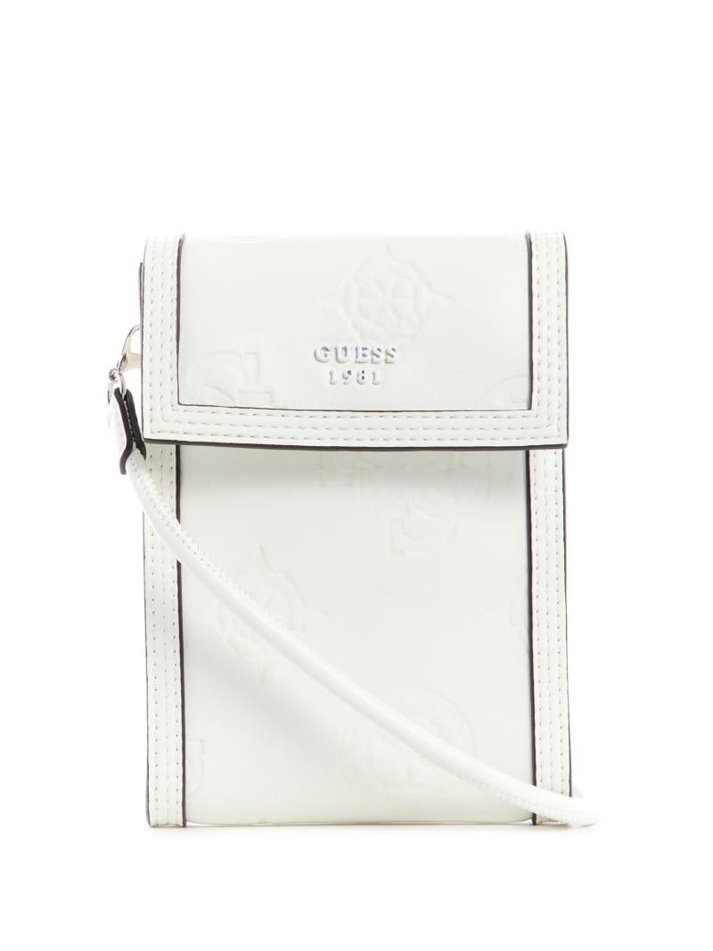 Mini Me Chit Chat Faux-Leather Crossbody