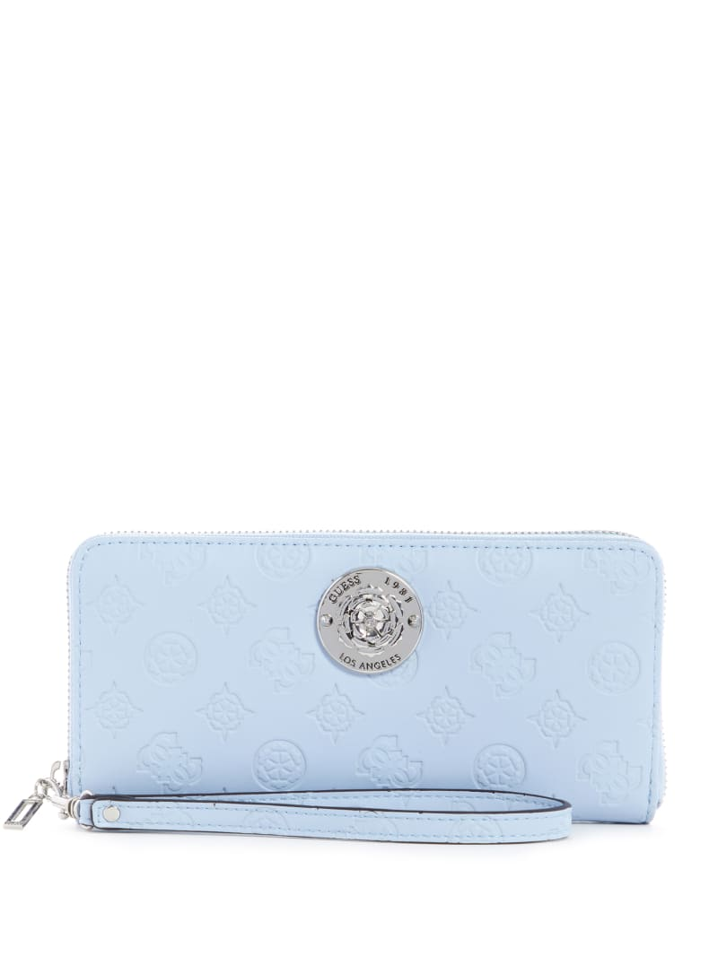Dayane Zip-Around Wallet