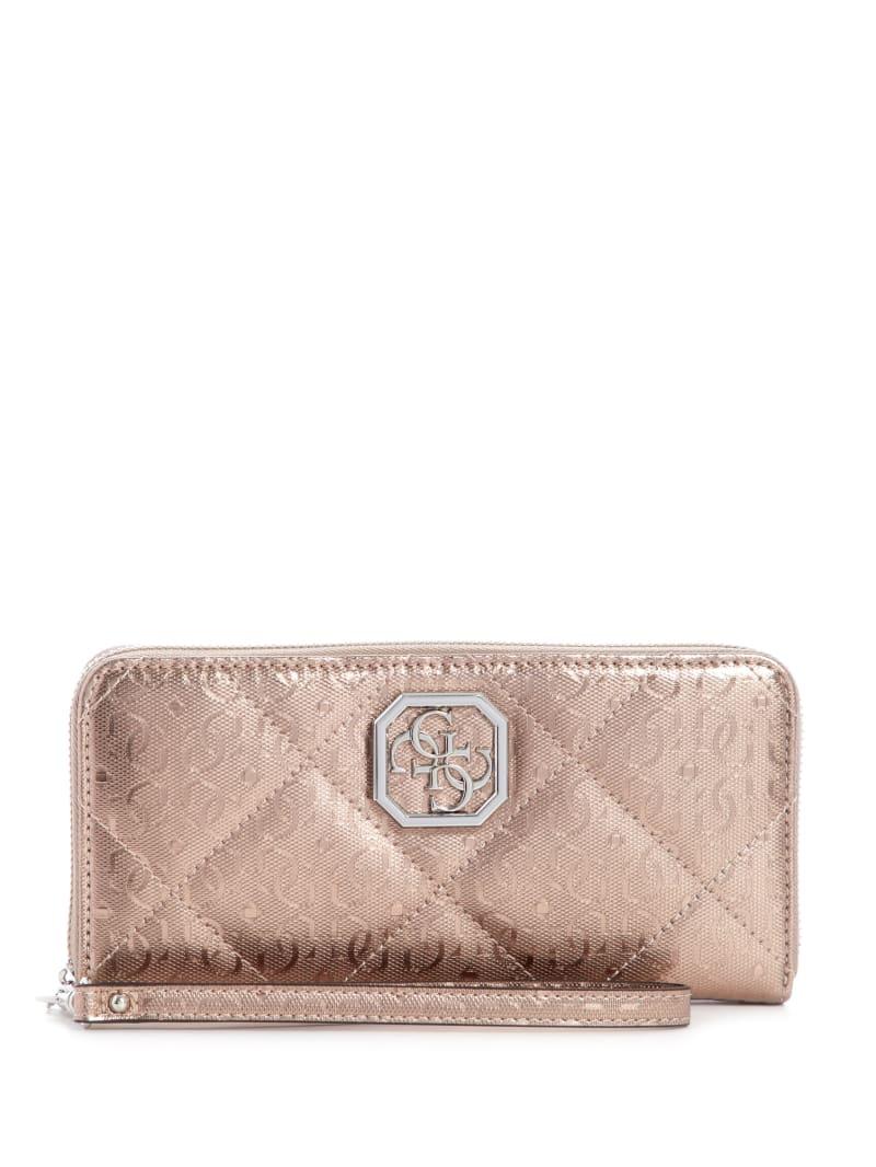 Dilla Zip-Around Wallet