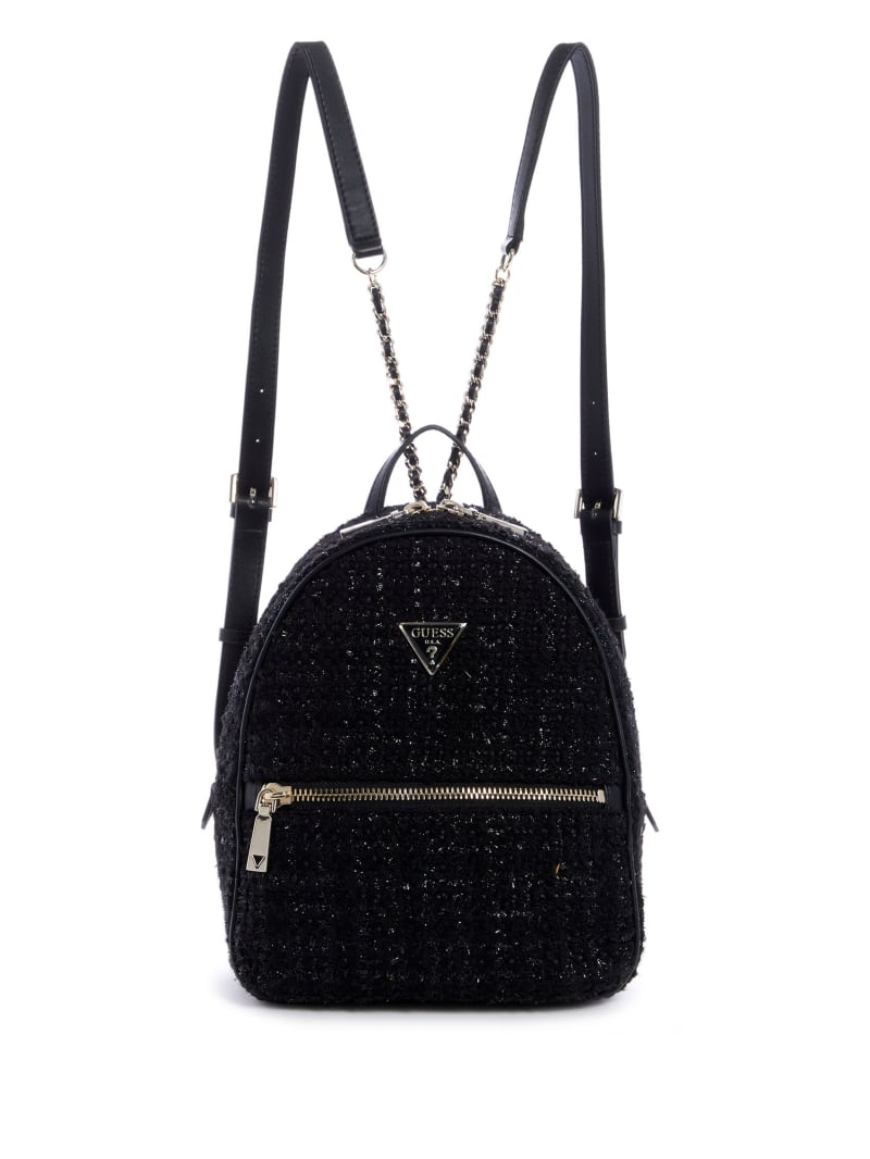 Cessily Velvet Backpack