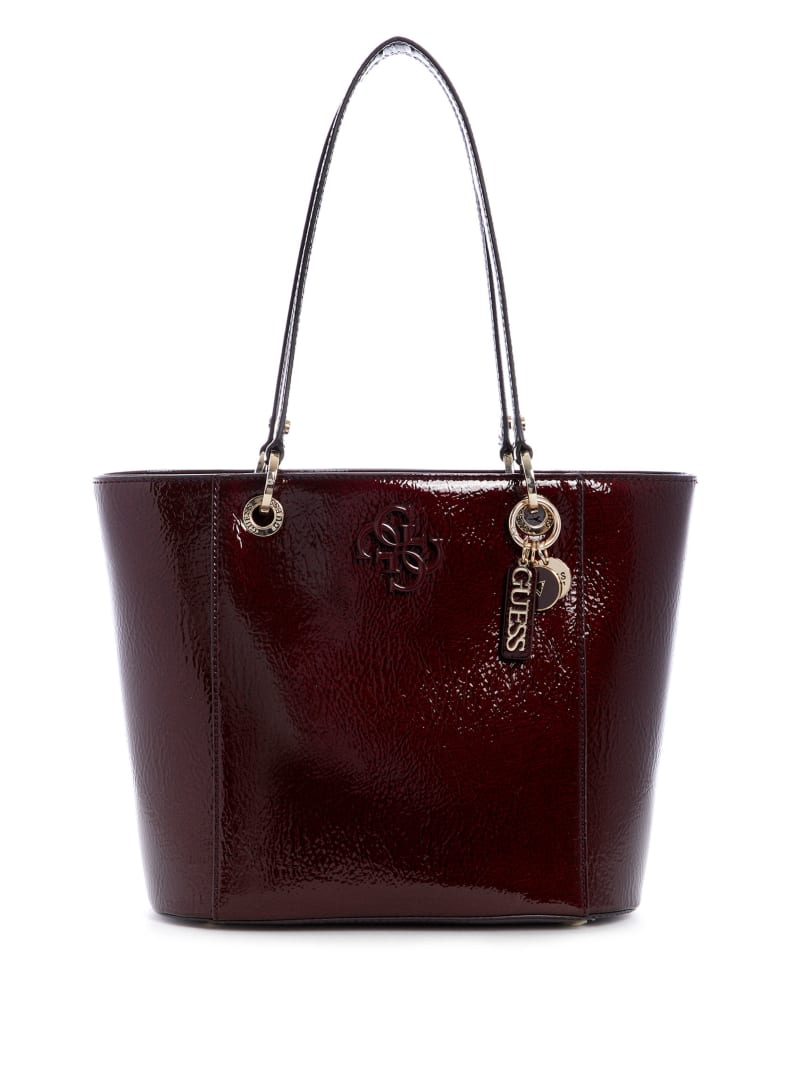 Noelle Patent Small Elite Tote
