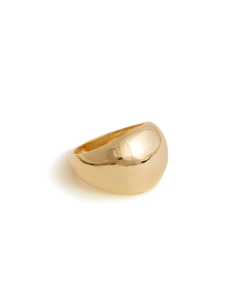 14KT Dome Ring - Size 7