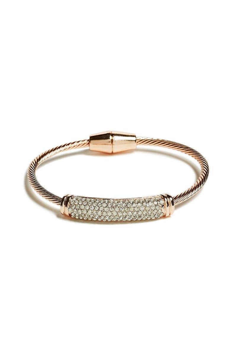 Twisted Magnetic Bracelet