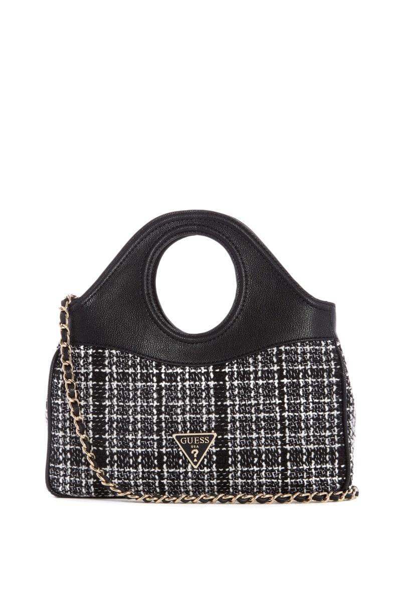 Delon Tweed Handbag