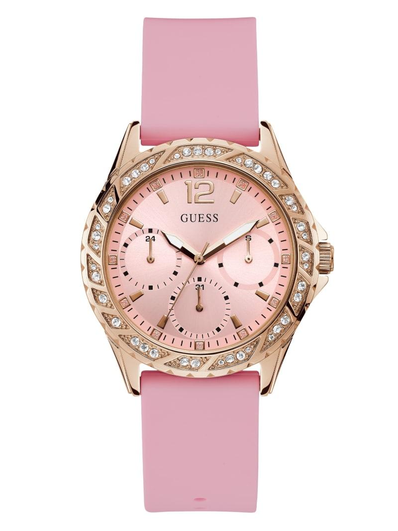 2019 Sparkling Pink Multifunction Watch
