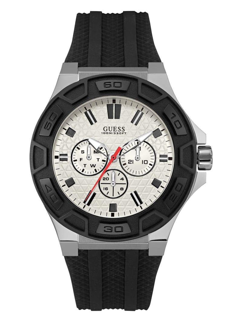 Black Multifunction Watch