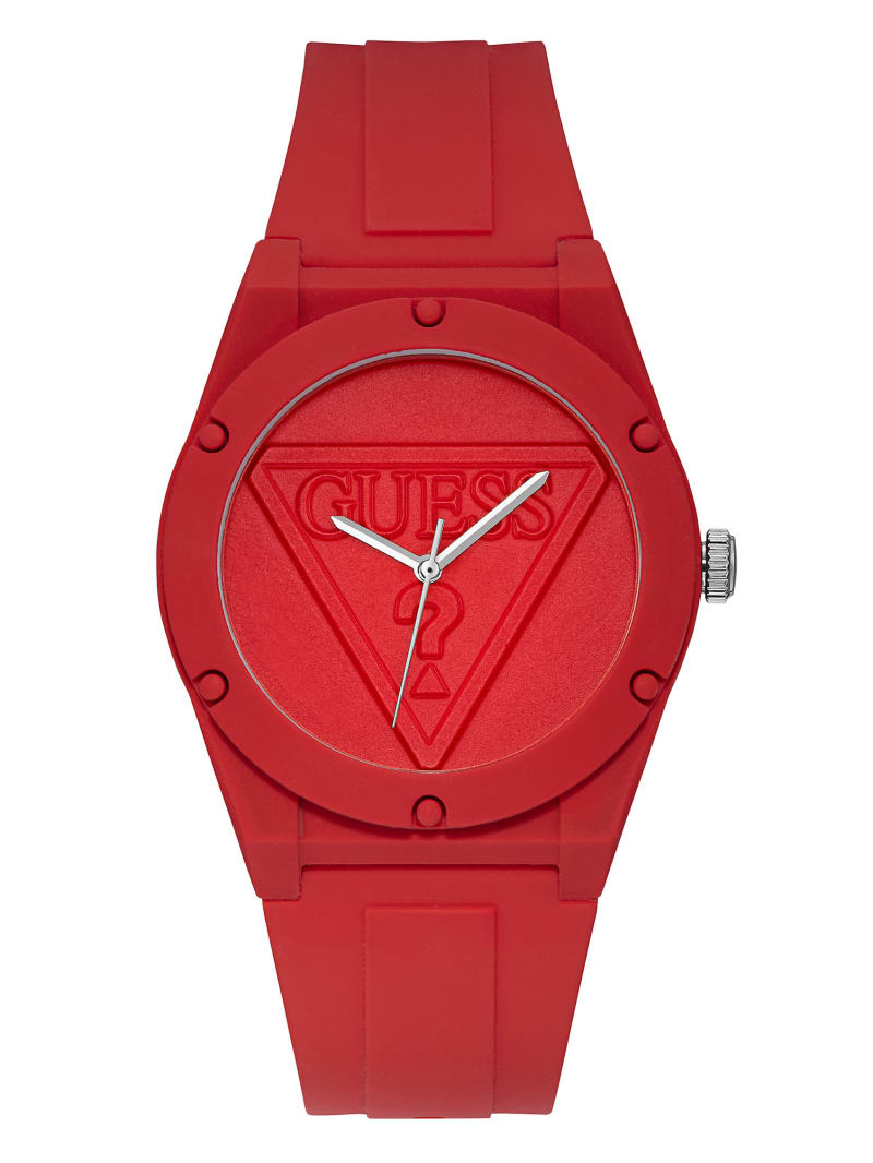 Iconic Red Sport Watch