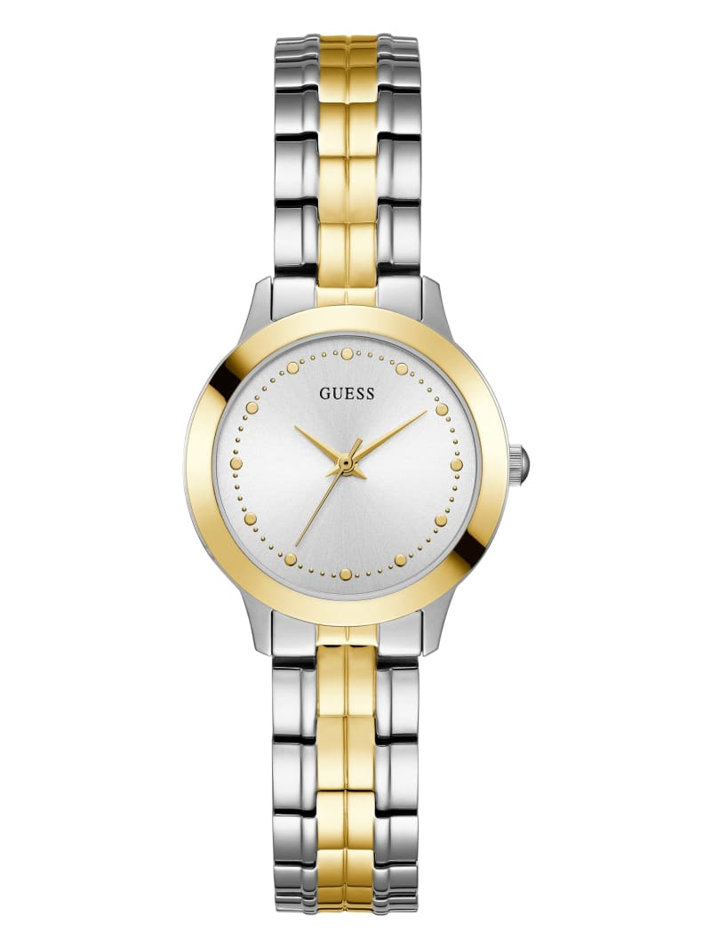 Two-Tone Petite Watch
