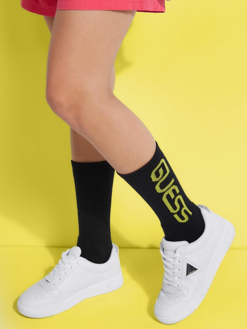 GUESS x J Balvin Logo Socks