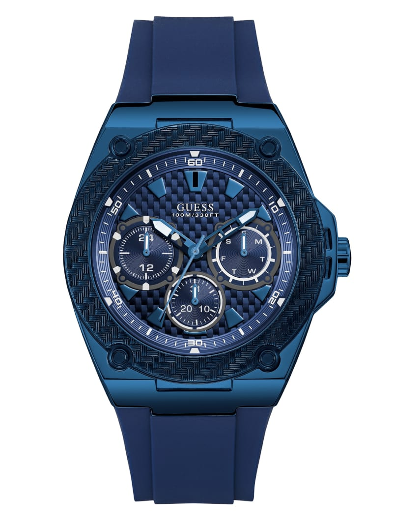 Navy Multifunction Watch