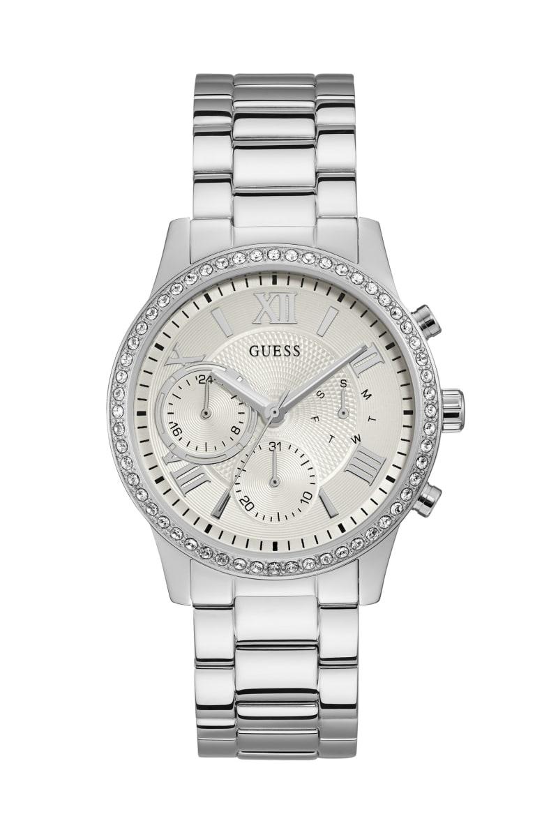 Silver-Tone Watch
