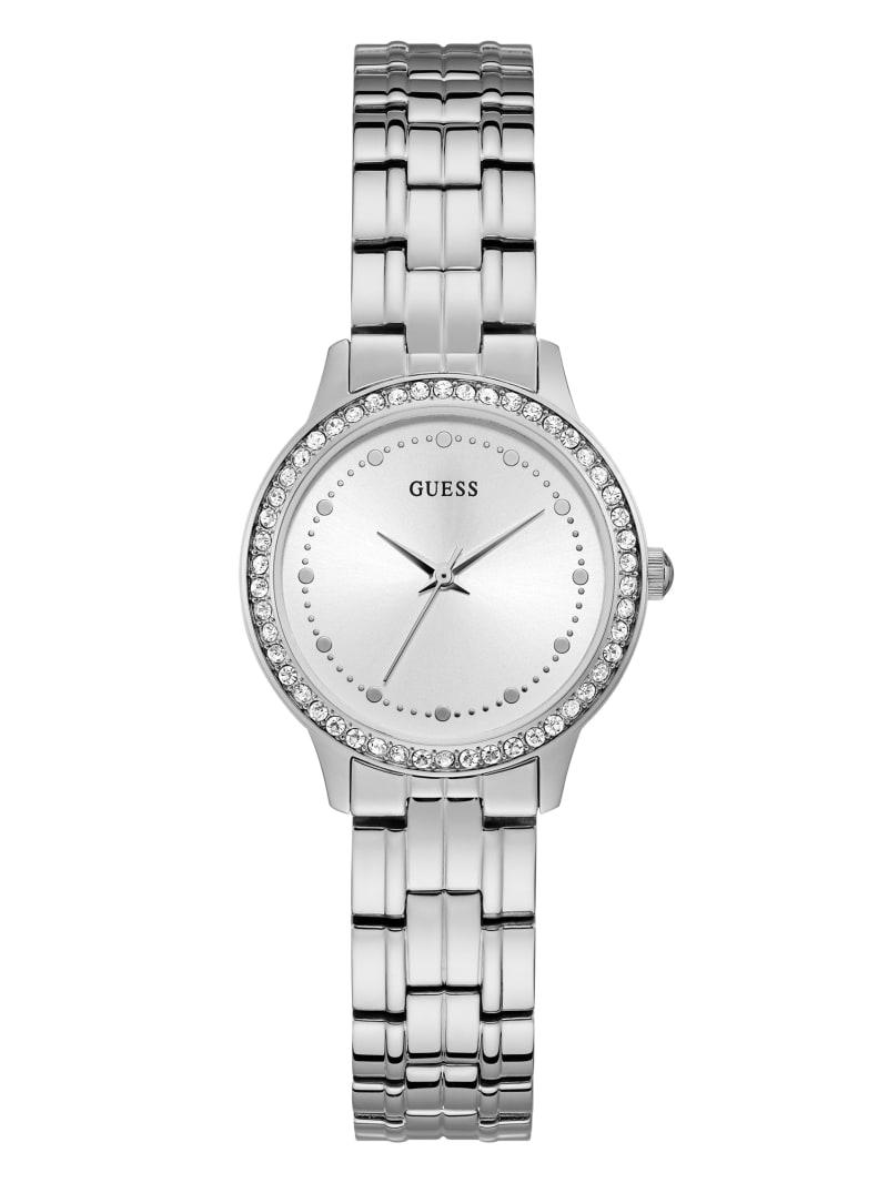 Silver-Tone Petite Watch