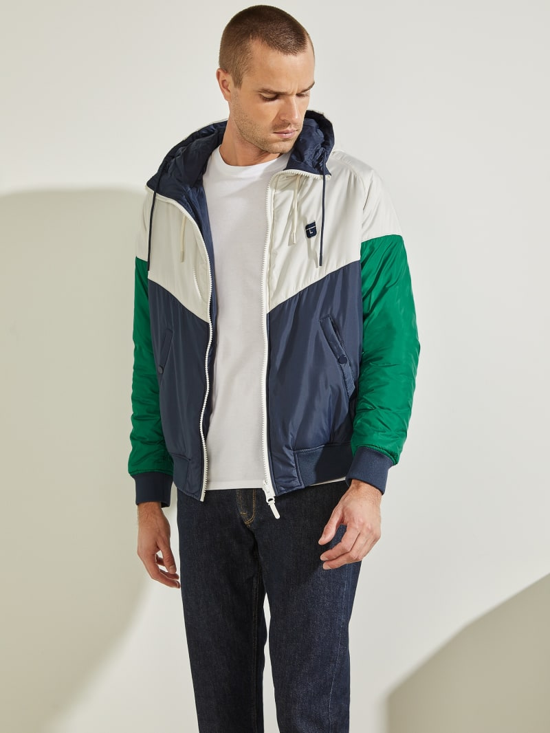 Eco Ridley Reversible Puffer Jacket
