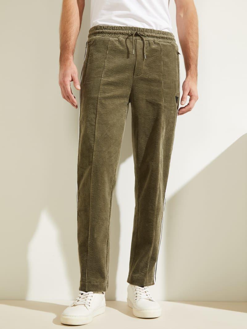 Pantalon en velours côtelé Myron