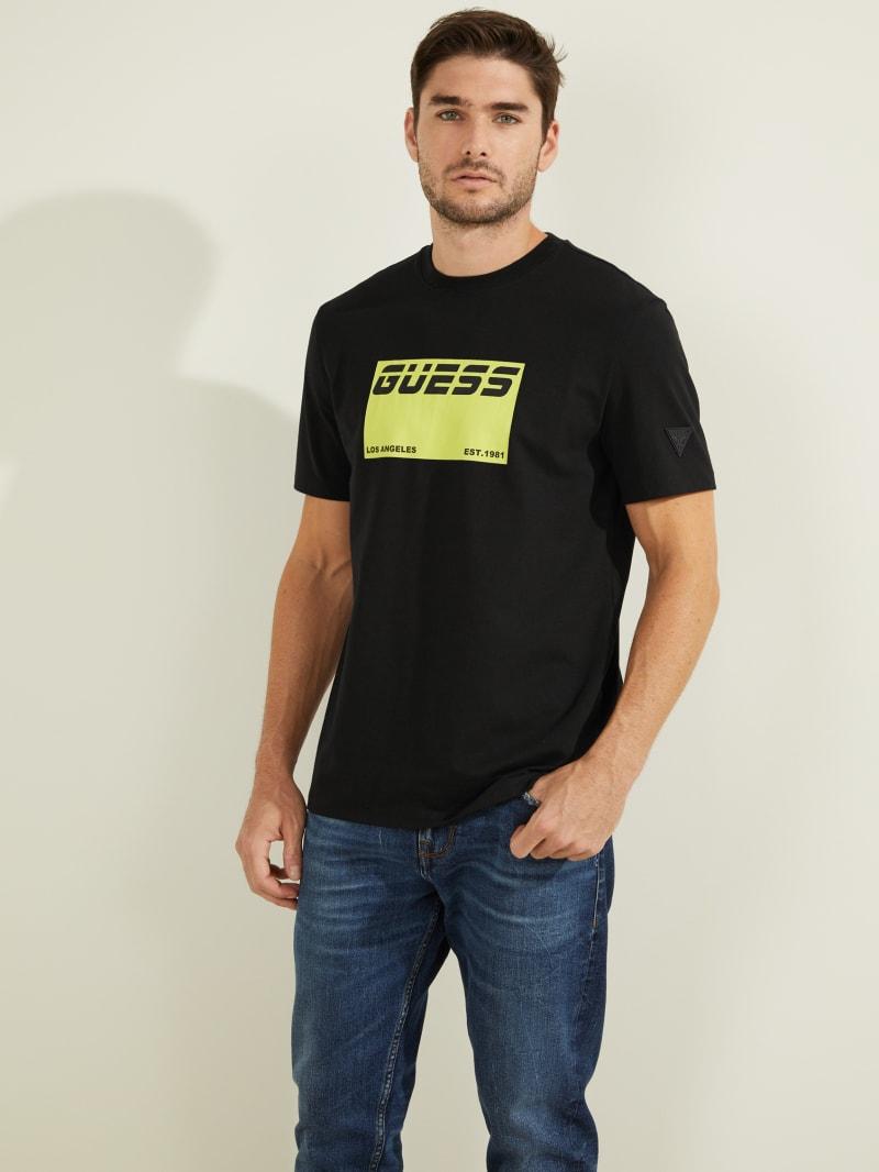 Short-Sleeve Logo Tee