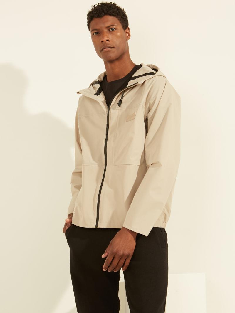 Alton Hooded Nylon Jacket