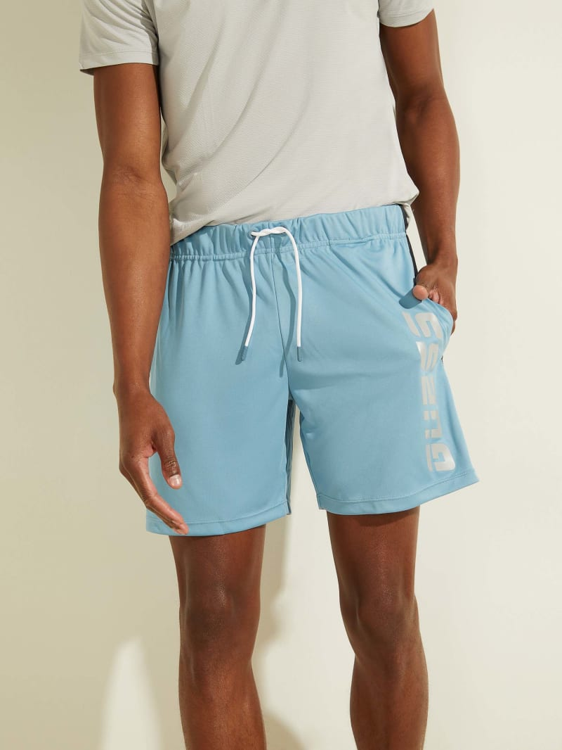 Eco Logo Training Shorts