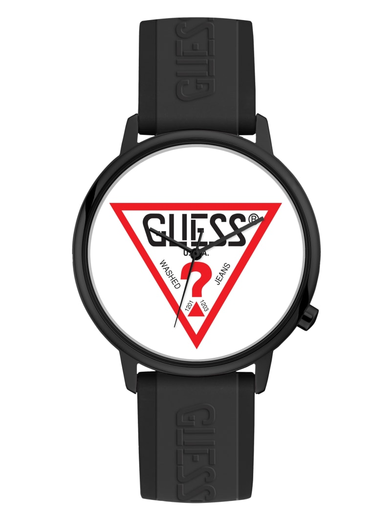 GUESS Originals Black Logo Watch