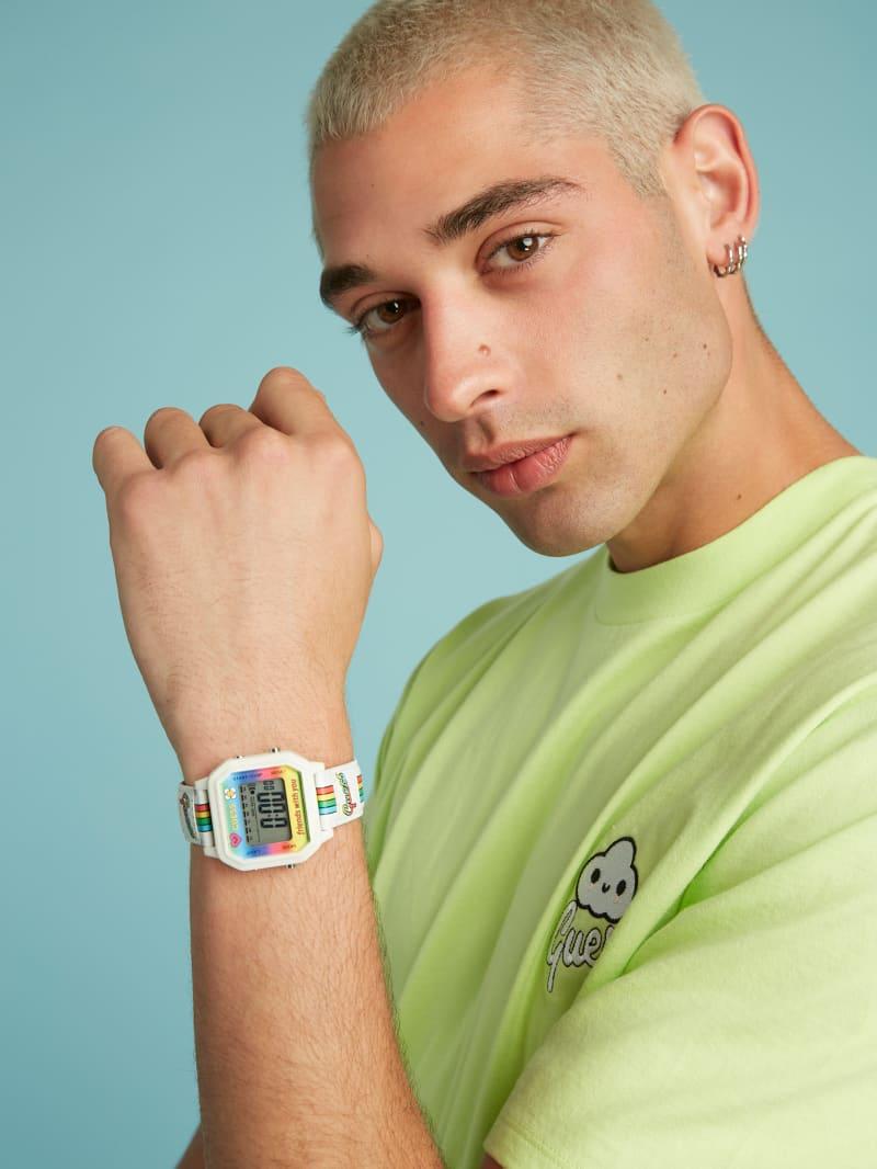 FriendsWithYou Rainbow Digital Watch