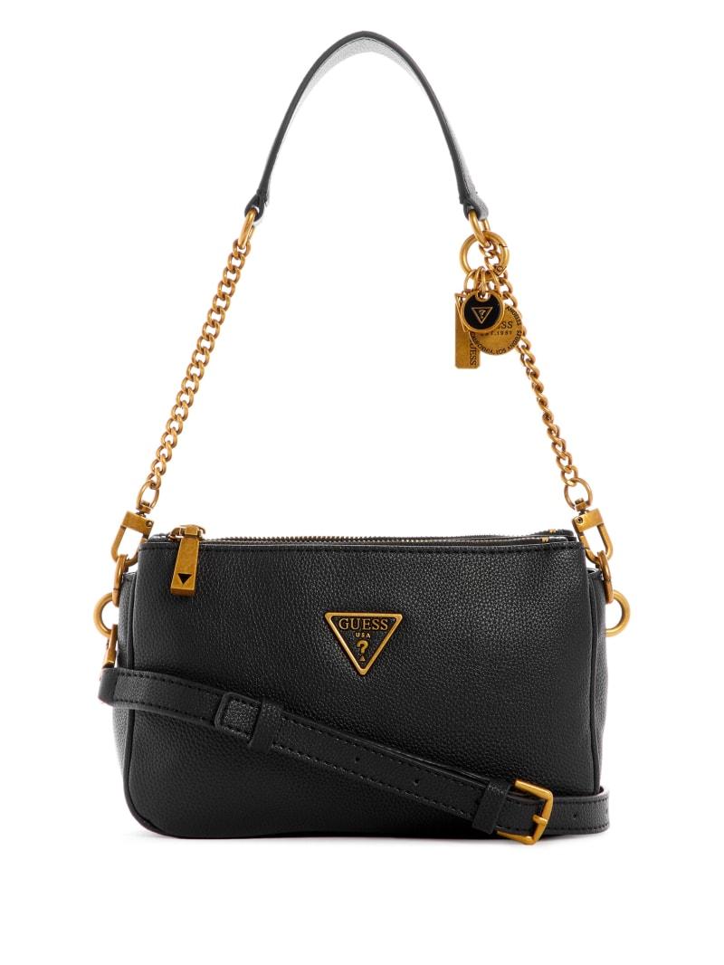 Destiny Zip-Top Shoulder Bag