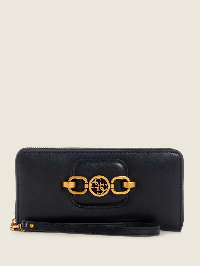 Hensely Large Zip-Around Wallet
