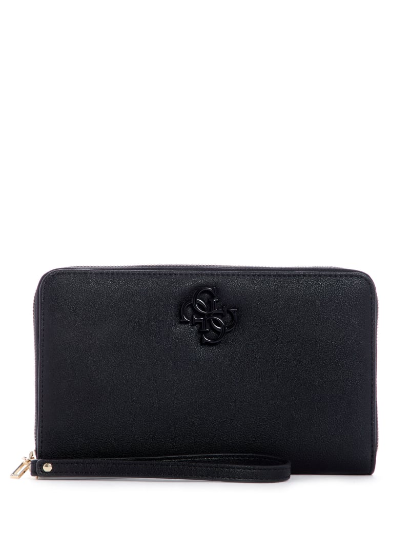 Noelle Zip-Around Passport Case
