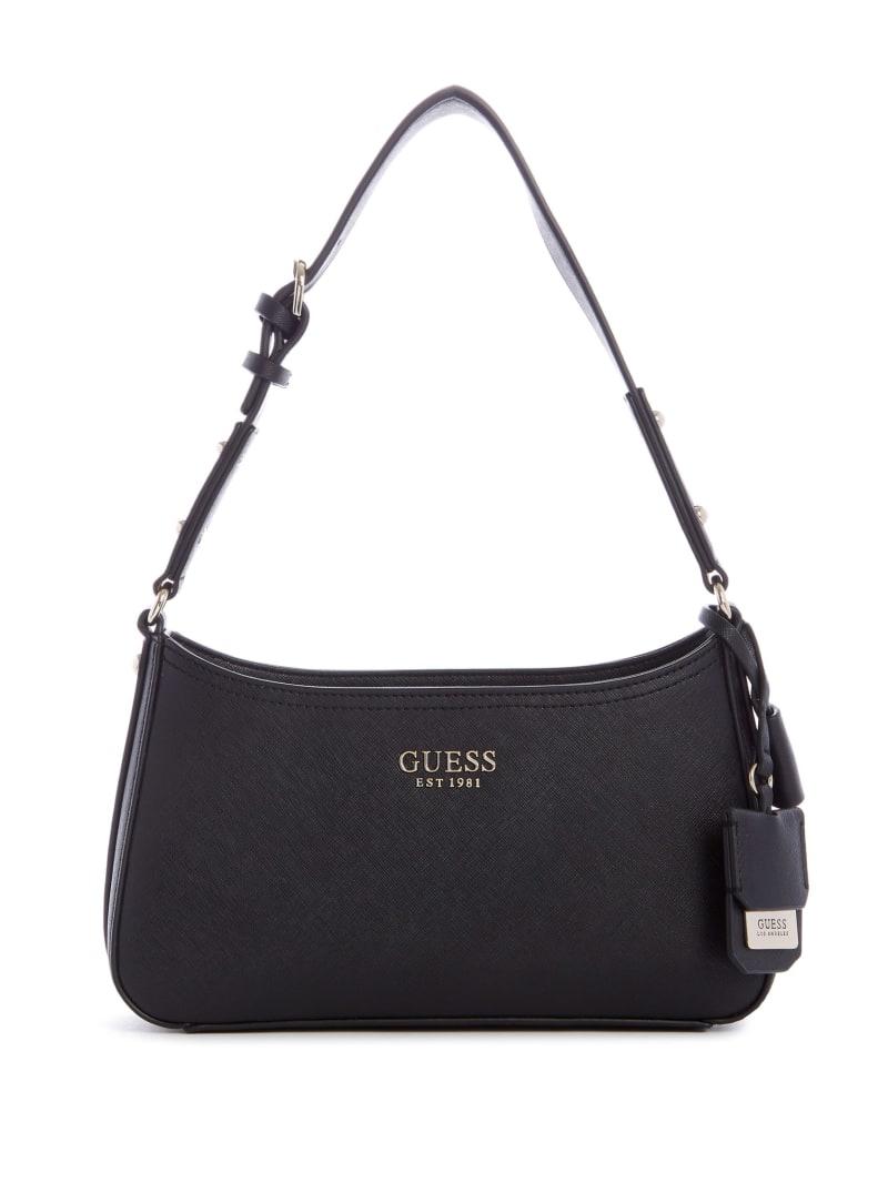 Georgina Top Zip Shoulder Bag