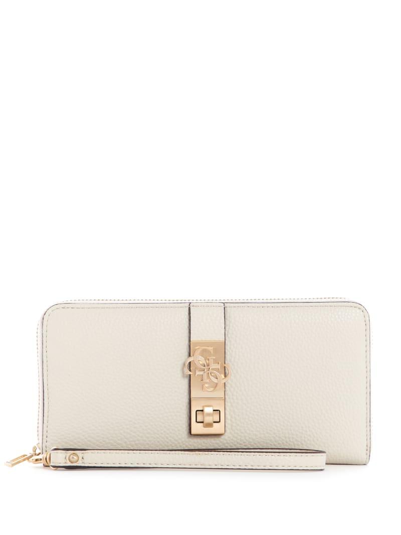 Albury Large Zip-Around Wallet
