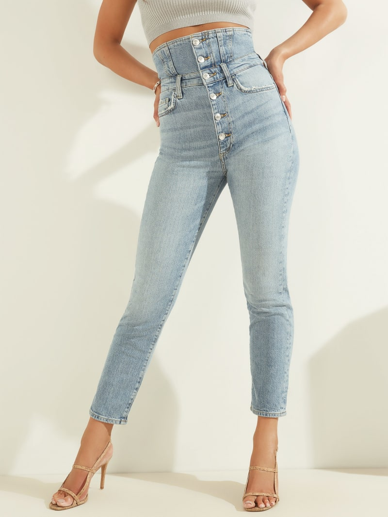 It-Girl Super-High Rise Jeans