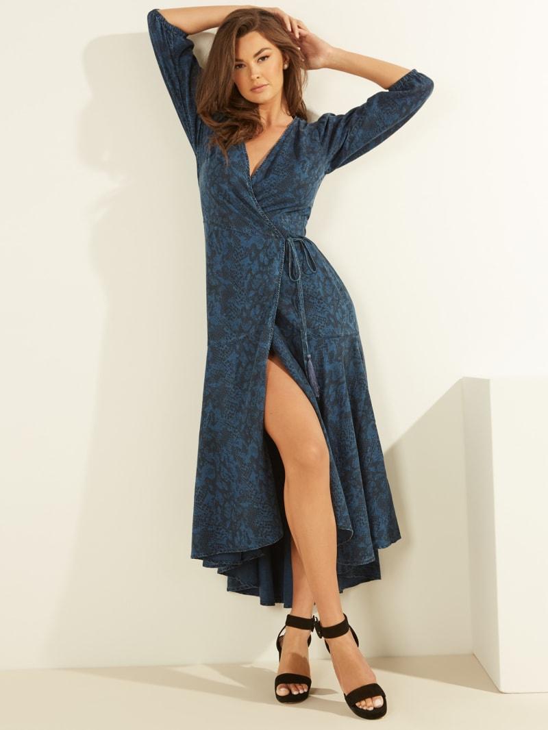 Candice Wrap Dress