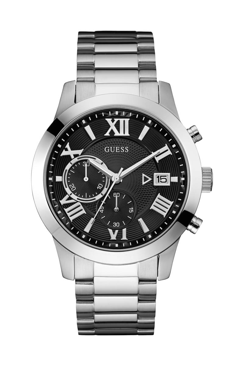Modern Classic Chronograph Watch