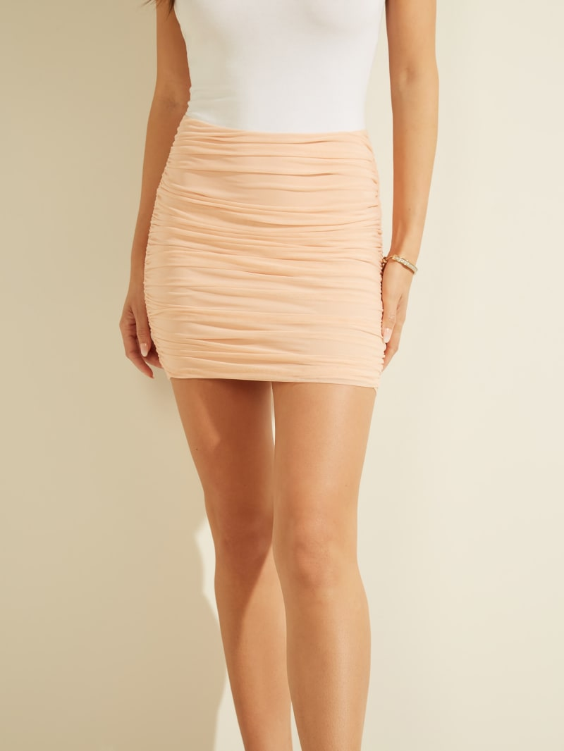 Milana Ruched Skirt