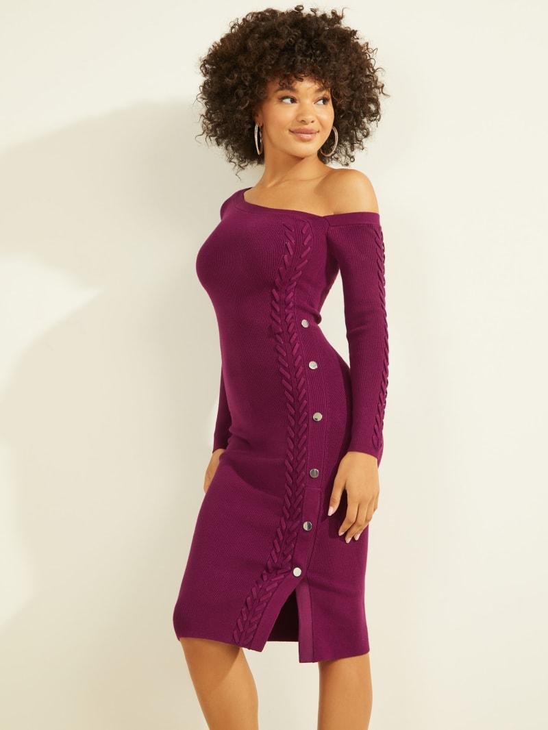Leah Off-Shoulder Dress