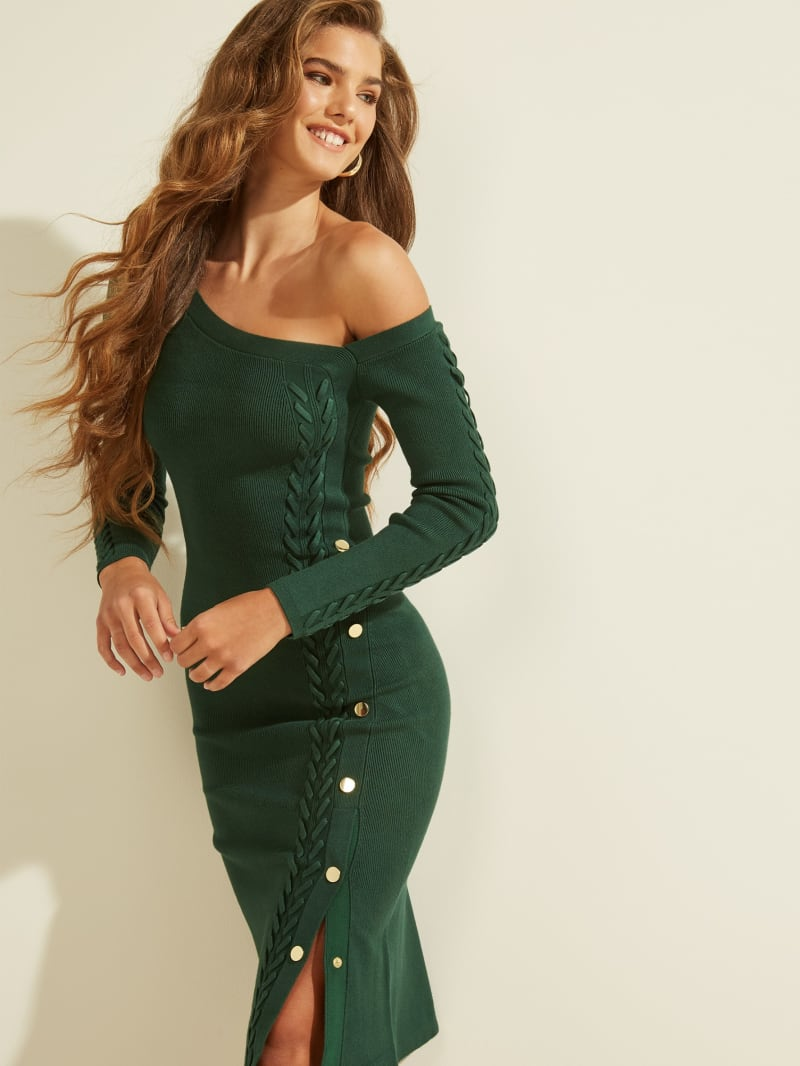 Leah Off-Shoulder Dress