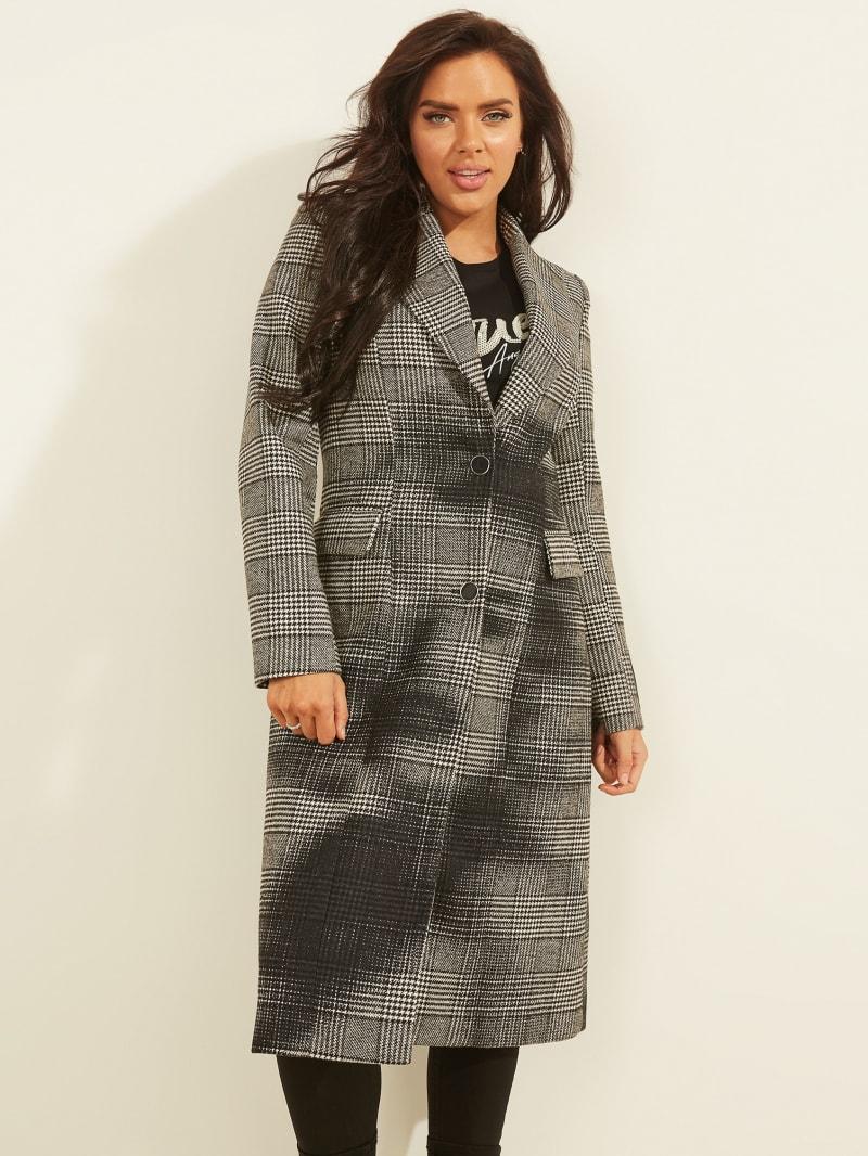 Adele Longline Coat