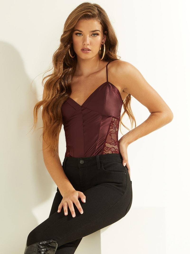 Lory Mix Bodysuit