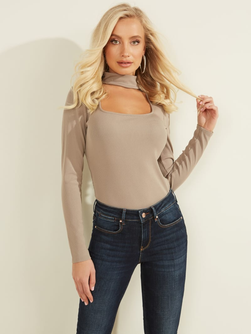 Nella Cut-Out Top